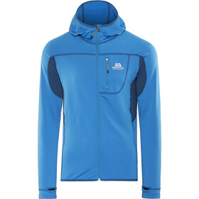 Mountain Equipment Eclipse Hooded Jacket Herr lagoon blue/marine